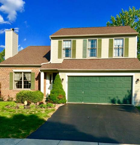 1388 Kellerman Court, Columbus, OH 43228 (MLS #220031199) :: Angel Oak Group