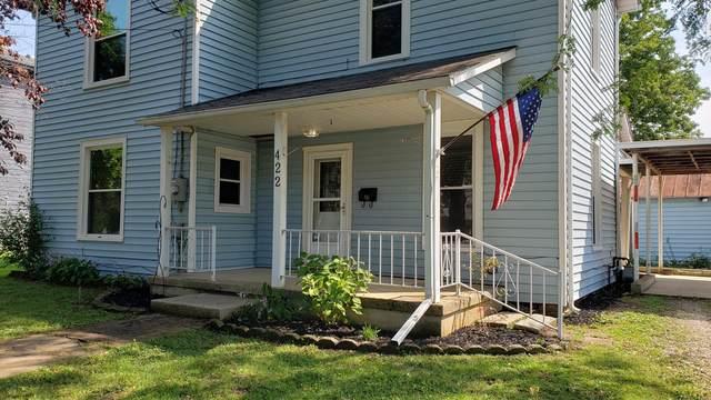 422 S Marion Street, Cardington, OH 43315 (MLS #220031232) :: MORE Ohio