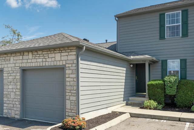 758 Parkgrove Way, Lewis Center, OH 43035 (MLS #220031261) :: Jarrett Home Group