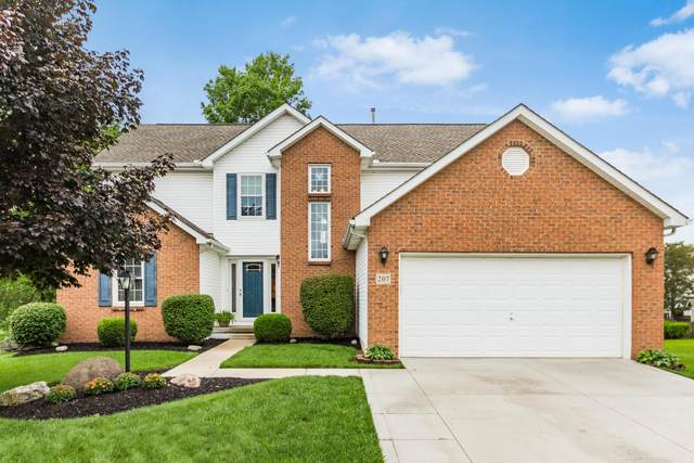 207 Aston Court, Pataskala, OH 43062 (MLS #220031269) :: The Clark Group @ ERA Real Solutions Realty
