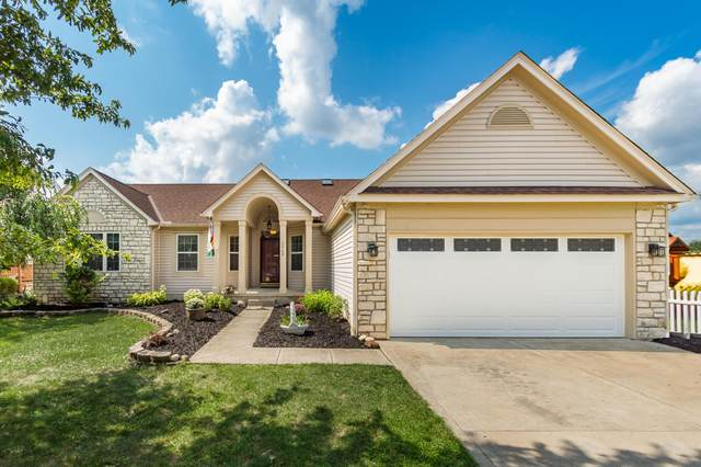 3709 Lake Mead Drive, Grove City, OH 43123 (MLS #220031287) :: 3 Degrees Realty