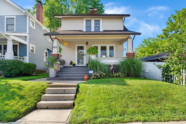 389 E Jenkins Avenue, Columbus, OH 43207 (MLS #220031298) :: 3 Degrees Realty