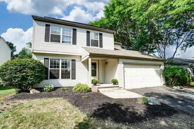 3562 Vintage Woods Drive, Hilliard, OH 43026 (MLS #220031318) :: The Willcut Group