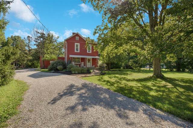 5698 Harlem Road, New Albany, OH 43054 (MLS #220031333) :: The Raines Group