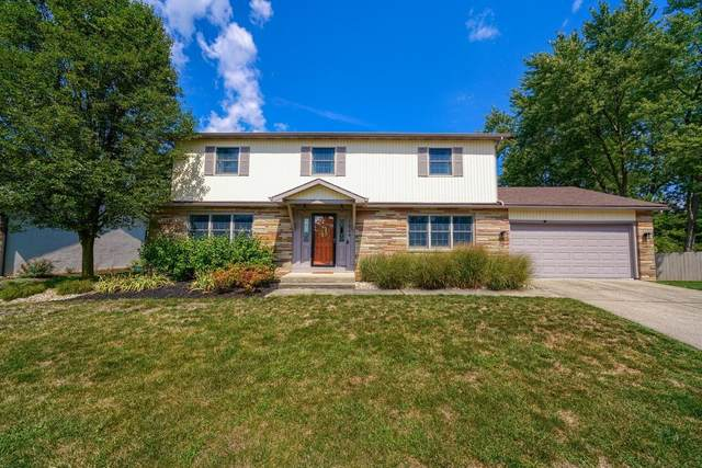 1864 Stockwell Drive, Columbus, OH 43235 (MLS #220031340) :: Exp Realty
