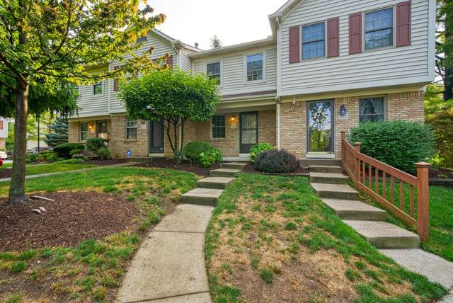480 Foxtrail Circle E, Westerville, OH 43081 (MLS #220031346) :: The Jeff and Neal Team | Nth Degree Realty