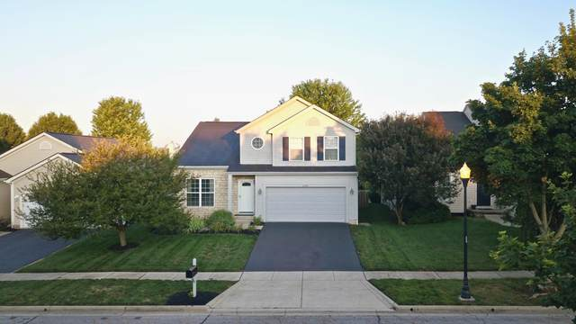 1105 Harley Run Drive, Blacklick, OH 43004 (MLS #220031382) :: The Willcut Group