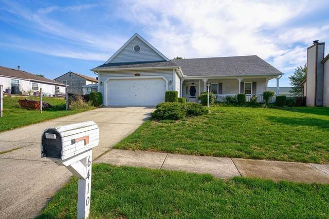 6410 Berry Pond Way, Canal Winchester, OH 43110 (MLS #220031396) :: Keller Williams Excel