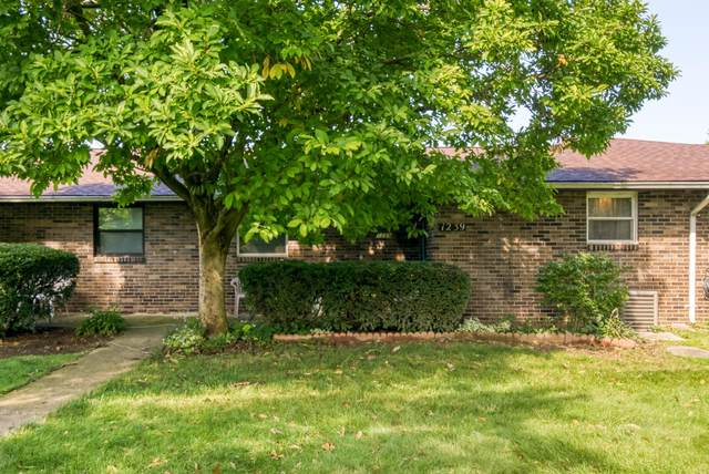 1239 Woodbrook Lane #282, Columbus, OH 43223 (MLS #220031406) :: The Jeff and Neal Team | Nth Degree Realty