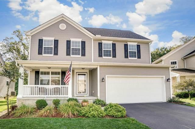 3901 Winding Oaks Drive, Columbus, OH 43228 (MLS #220031410) :: Core Ohio Realty Advisors