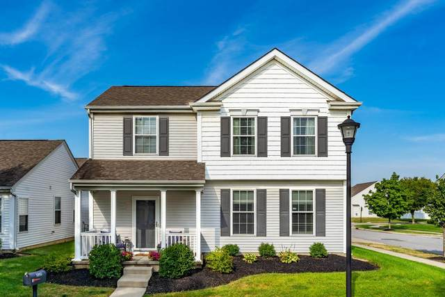 5993 Ruihley Way, Westerville, OH 43081 (MLS #220031416) :: The Clark Group @ ERA Real Solutions Realty
