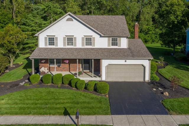 5787 Clear Stream Way, Westerville, OH 43081 (MLS #220031417) :: Jarrett Home Group