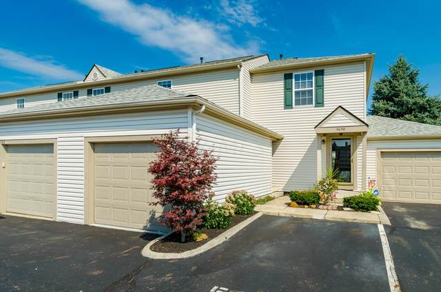 5700 Ceylon Drive 184E, Hilliard, OH 43026 (MLS #220031435) :: MORE Ohio