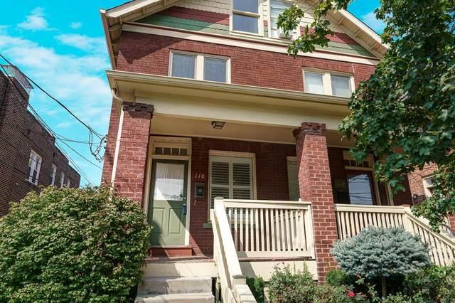 110 E 4th Avenue, Columbus, OH 43201 (MLS #220031437) :: Angel Oak Group