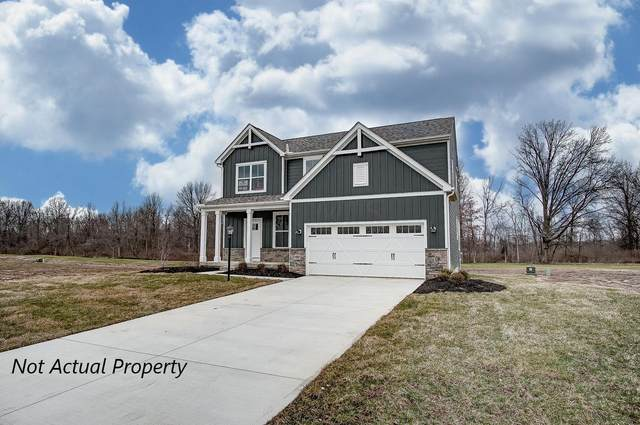 313 Woodsview Drive, Ostrander, OH 43061 (MLS #220031445) :: The Willcut Group