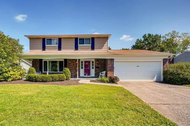 554 Leacrest Place W, Westerville, OH 43081 (MLS #220031446) :: Keller Williams Excel