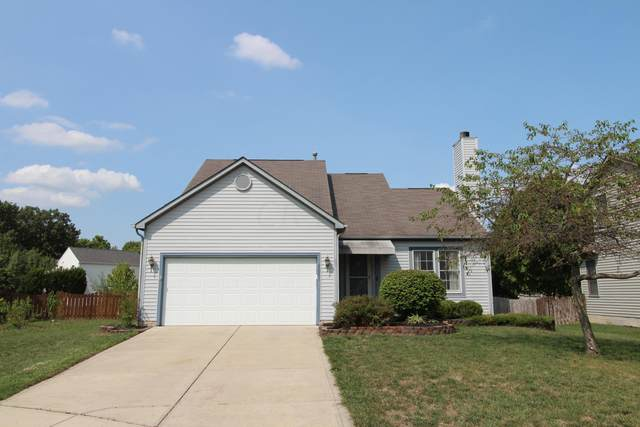 3057 Shady Knoll Lane, Hilliard, OH 43026 (MLS #220031460) :: Signature Real Estate