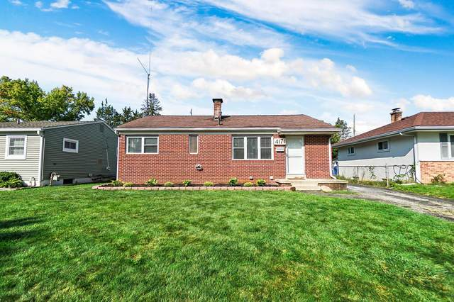 4171 Ashgrove Drive, Grove City, OH 43123 (MLS #220031462) :: The Clark Group @ ERA Real Solutions Realty