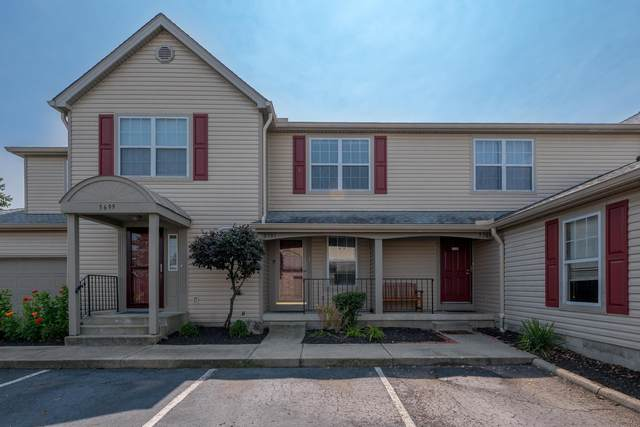 5701 Mango Lane 108B, Hilliard, OH 43026 (MLS #220031471) :: The Jeff and Neal Team | Nth Degree Realty