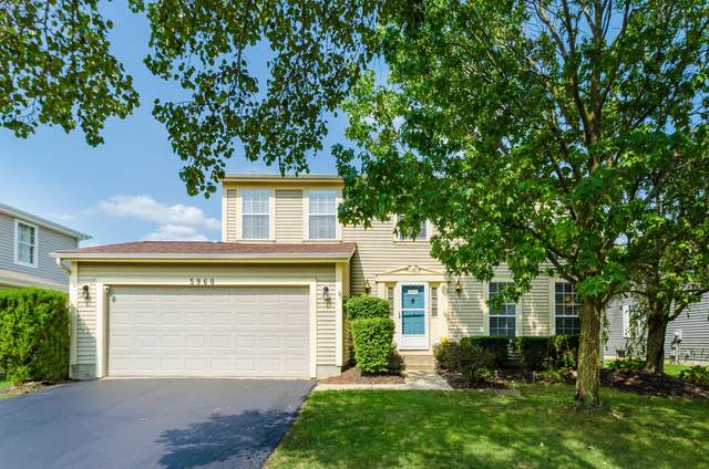 5960 Portside Drive, Hilliard, OH 43026 (MLS #220031478) :: The Clark Group @ ERA Real Solutions Realty