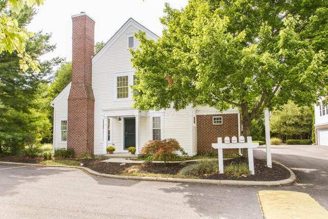 5353 Crossing Lane 9-5353, Dublin, OH 43016 (MLS #220031489) :: The Willcut Group