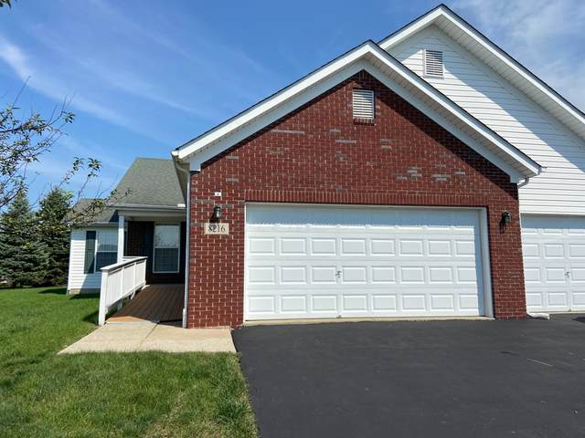 8216 Night Heron Lane, Pickerington, OH 43147 (MLS #220031491) :: The Willcut Group