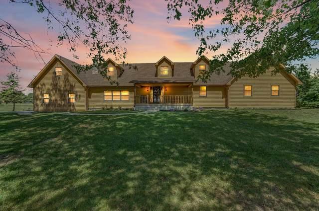 8494 Opossum Run Road, London, OH 43140 (MLS #220031533) :: Signature Real Estate