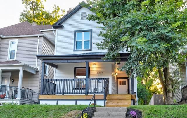 997 Oakwood Avenue, Columbus, OH 43206 (MLS #220031553) :: The Willcut Group