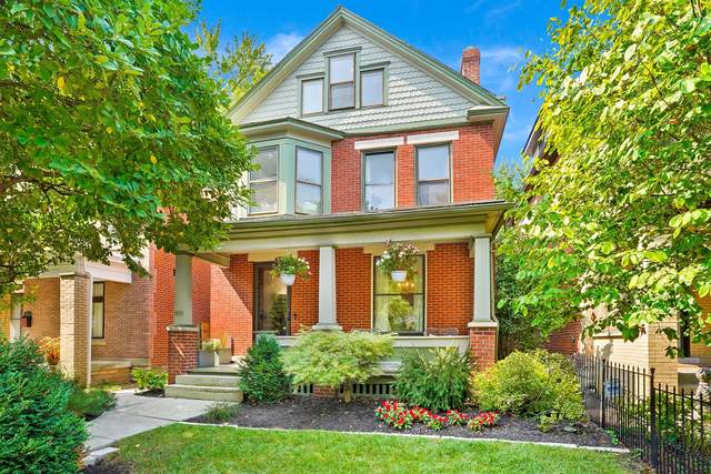 959 Mount Pleasant Avenue, Columbus, OH 43201 (MLS #220031556) :: The Jeff and Neal Team | Nth Degree Realty