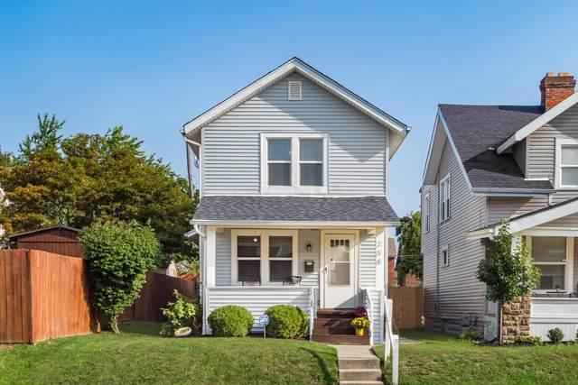 208 E Welch Avenue, Columbus, OH 43207 (MLS #220031563) :: The Jeff and Neal Team | Nth Degree Realty