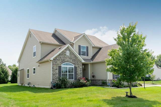 811 Maple Vista Drive, Delaware, OH 43015 (MLS #220031565) :: Exp Realty
