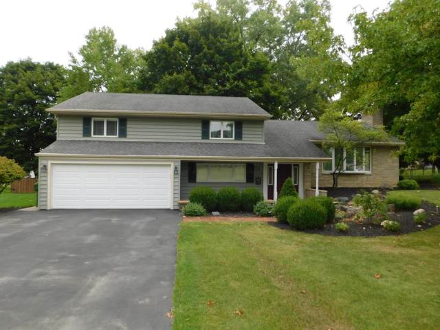 10 Scott Circle, Marysville, OH 43040 (MLS #220031584) :: The Jeff and Neal Team | Nth Degree Realty