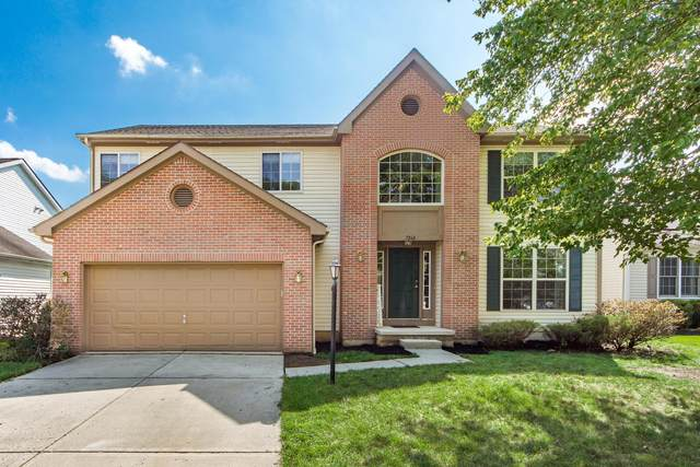 7268 Clancy Way, Westerville, OH 43082 (MLS #220031589) :: The Jeff and Neal Team | Nth Degree Realty