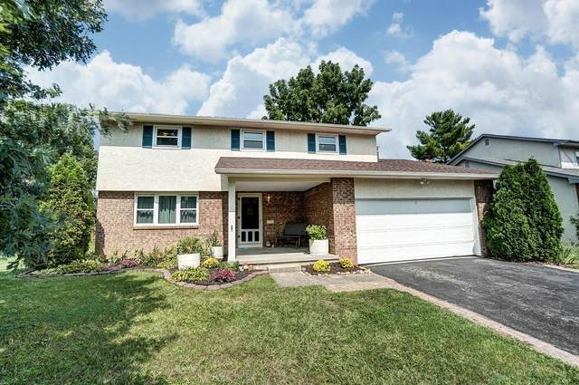 6910 Roundelay Road N, Reynoldsburg, OH 43068 (MLS #220031596) :: Keller Williams Excel
