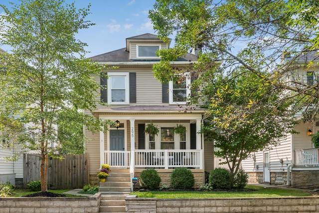 295 E Gates Street, Columbus, OH 43206 (MLS #220031601) :: The Jeff and Neal Team | Nth Degree Realty