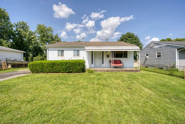 5492 Newport Road, Columbus, OH 43232 (MLS #220031616) :: The Clark Group @ ERA Real Solutions Realty