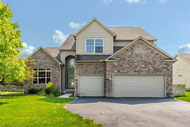 4325 Vista Drive, Grove City, OH 43123 (MLS #220031622) :: The Willcut Group