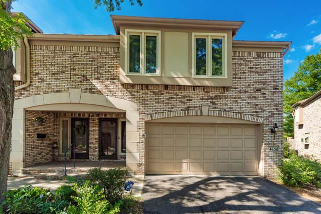 4606 Sandringham Drive B, Columbus, OH 43220 (MLS #220031627) :: ERA Real Solutions Realty