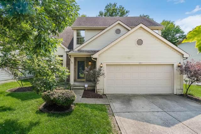 401 Kestrel Drive, Blacklick, OH 43004 (MLS #220031645) :: The Willcut Group