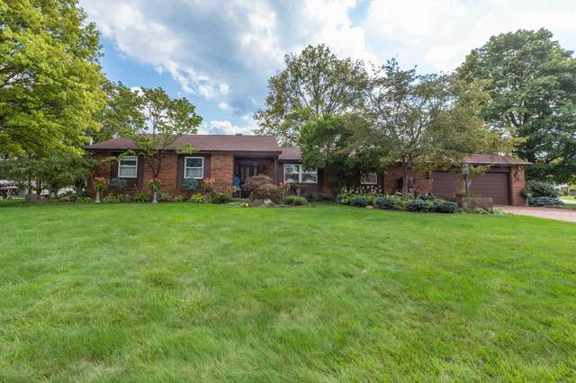 4160 Briarbrook Drive, Grove City, OH 43123 (MLS #220031653) :: Keller Williams Excel