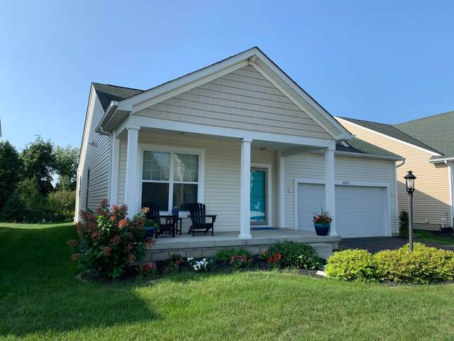 6807 John Drive, Canal Winchester, OH 43110 (MLS #220031658) :: Signature Real Estate