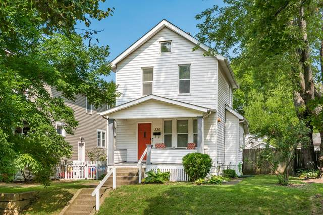 330 E Gates Street, Columbus, OH 43206 (MLS #220031659) :: The Jeff and Neal Team | Nth Degree Realty