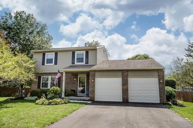 1841 Shadow Creek Court, Powell, OH 43065 (MLS #220031678) :: 3 Degrees Realty