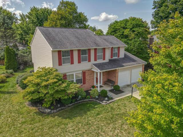 2193 Surrywood Drive, Dublin, OH 43016 (MLS #220031726) :: The Clark Group @ ERA Real Solutions Realty