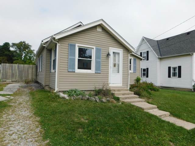 318 W 9th Street, Marysville, OH 43040 (MLS #220031738) :: The Clark Group @ ERA Real Solutions Realty