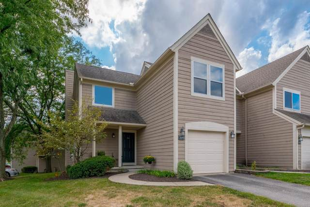 3646 Hilliard Station Road C-12  #3646, Hilliard, OH 43026 (MLS #220031758) :: The Willcut Group