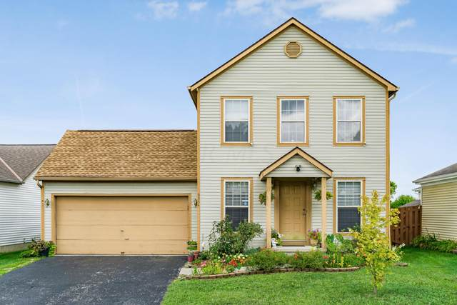 6354 Chelsea Glen Drive, Canal Winchester, OH 43110 (MLS #220031759) :: 3 Degrees Realty