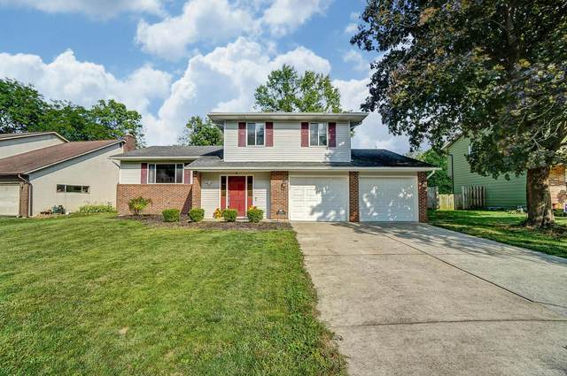 1392 Brenthaven Place, Columbus, OH 43228 (MLS #220031761) :: The Willcut Group