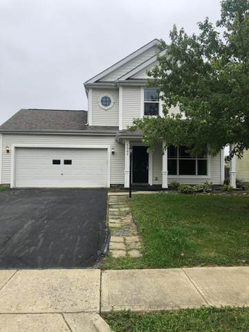1292 Hickory Valley Drive, Blacklick, OH 43004 (MLS #220031763) :: Jarrett Home Group