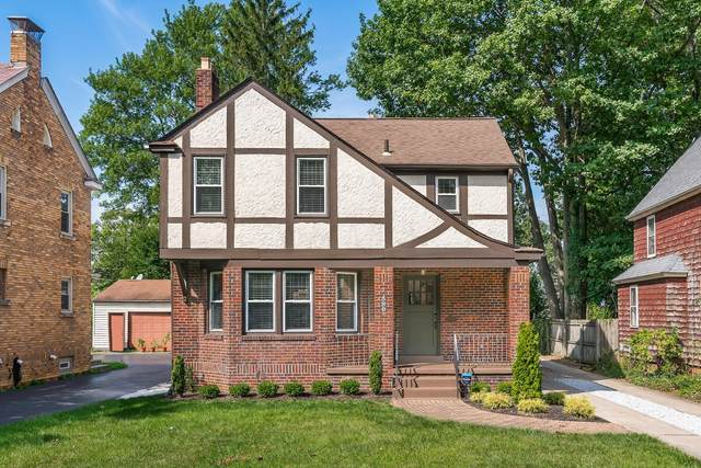 580 E North Broadway, Columbus, OH 43214 (MLS #220031766) :: The Willcut Group